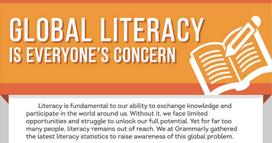 Celebrate International Literacy Day