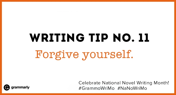 Writing Tip no. 11