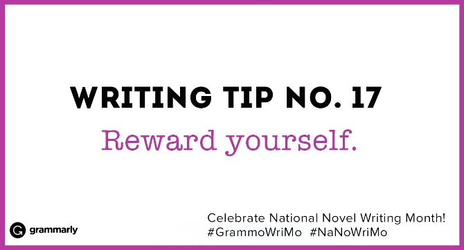 Writing Tip no. 17