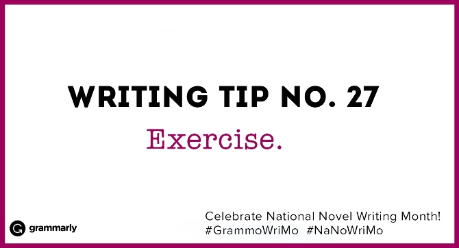 Writing Tip no. 27