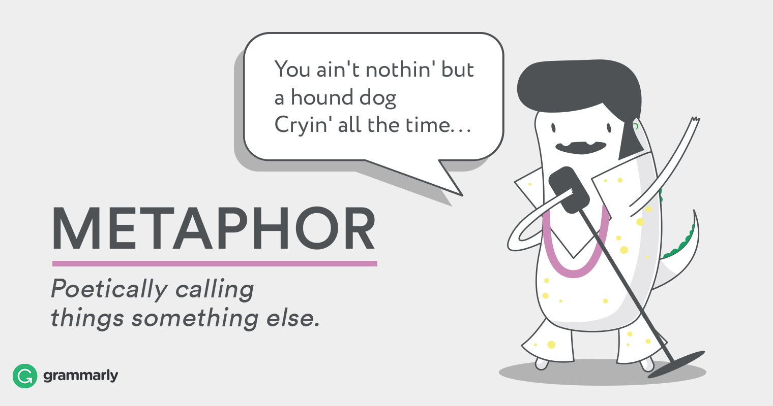 What Is A Metaphor?—Definition and Examples