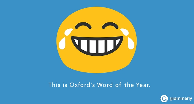 An Emoji for Word of the Year?