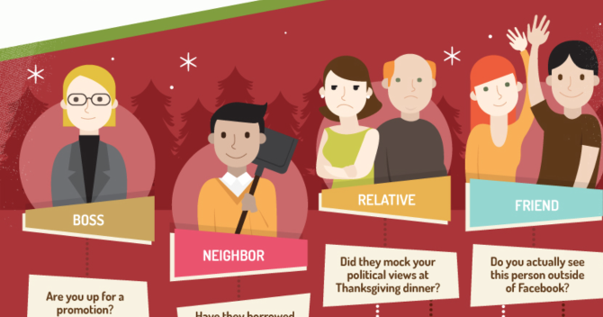 Should You Send Them a Holiday Card?