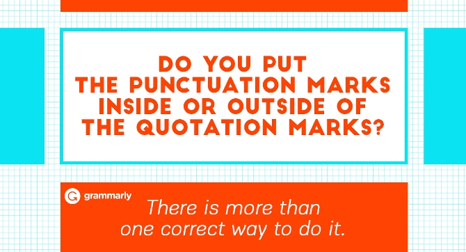 The Punctuation Nonconformist's Manifesto