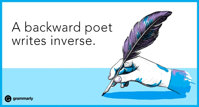 5 Ways To Write Better Poems