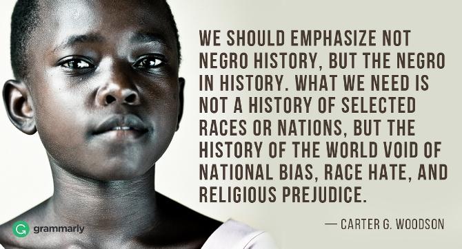 Black History Quotation no. 2 Image
