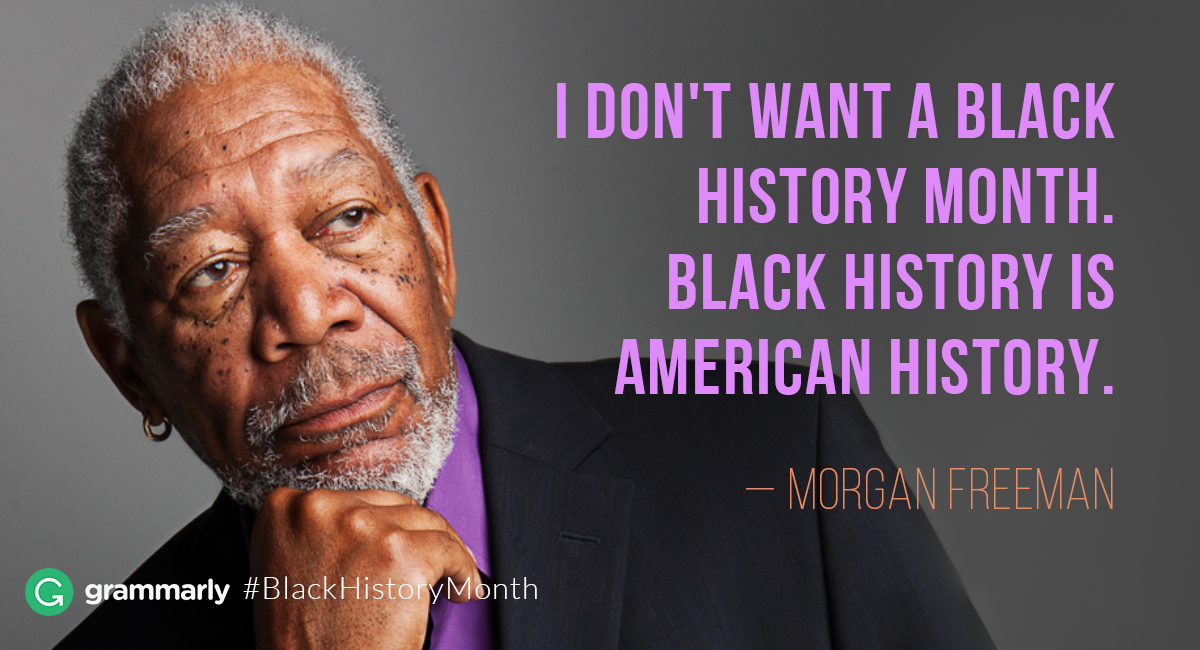 Black History Quotation no. 28