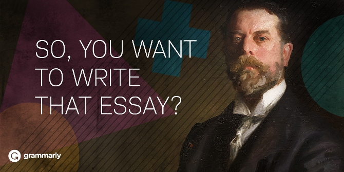 How to be a better essay writer