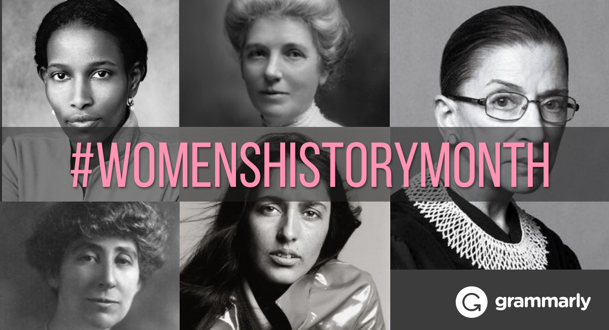 5 Foundational Writers in Women's History