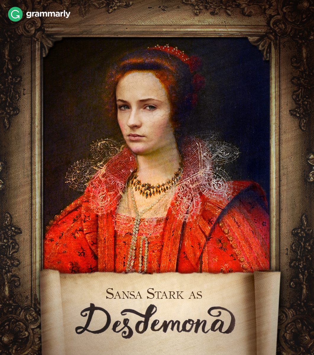 desdemona and lady macbeth In macbeth's quest for power, he gains a flaw that ends in a deteriorated relationship with lady macbeth, and his eventual defeat shakespeare's tragedy othello, written in 1604, is based on a tale that circulated in books at that time.