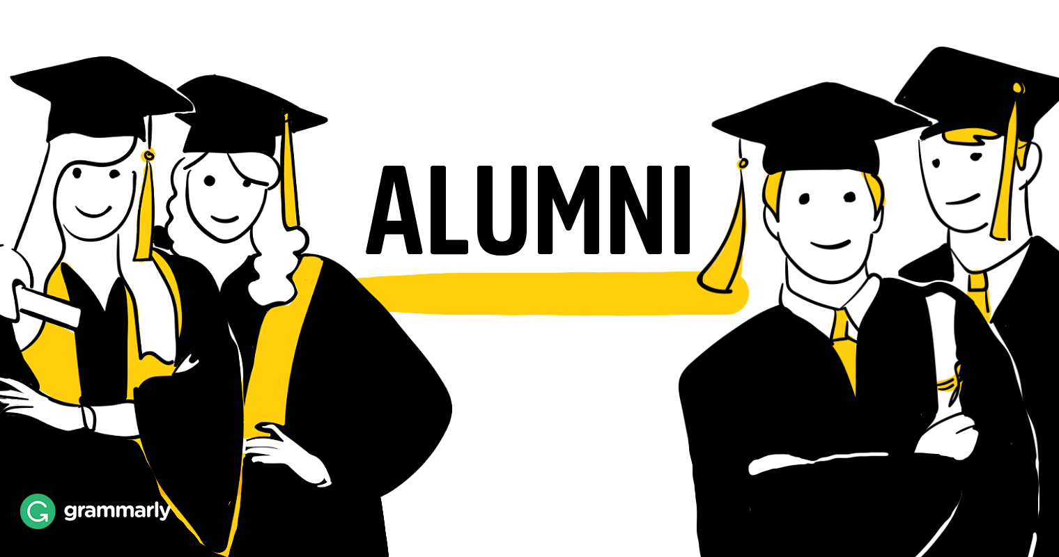 Alumna, Alumnae, Alumni, Alumnus: What's the Difference?