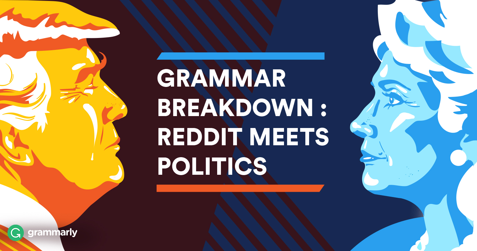 Reddit Politics Writing Breakdown: The Right and Left Are Closer Than You Think