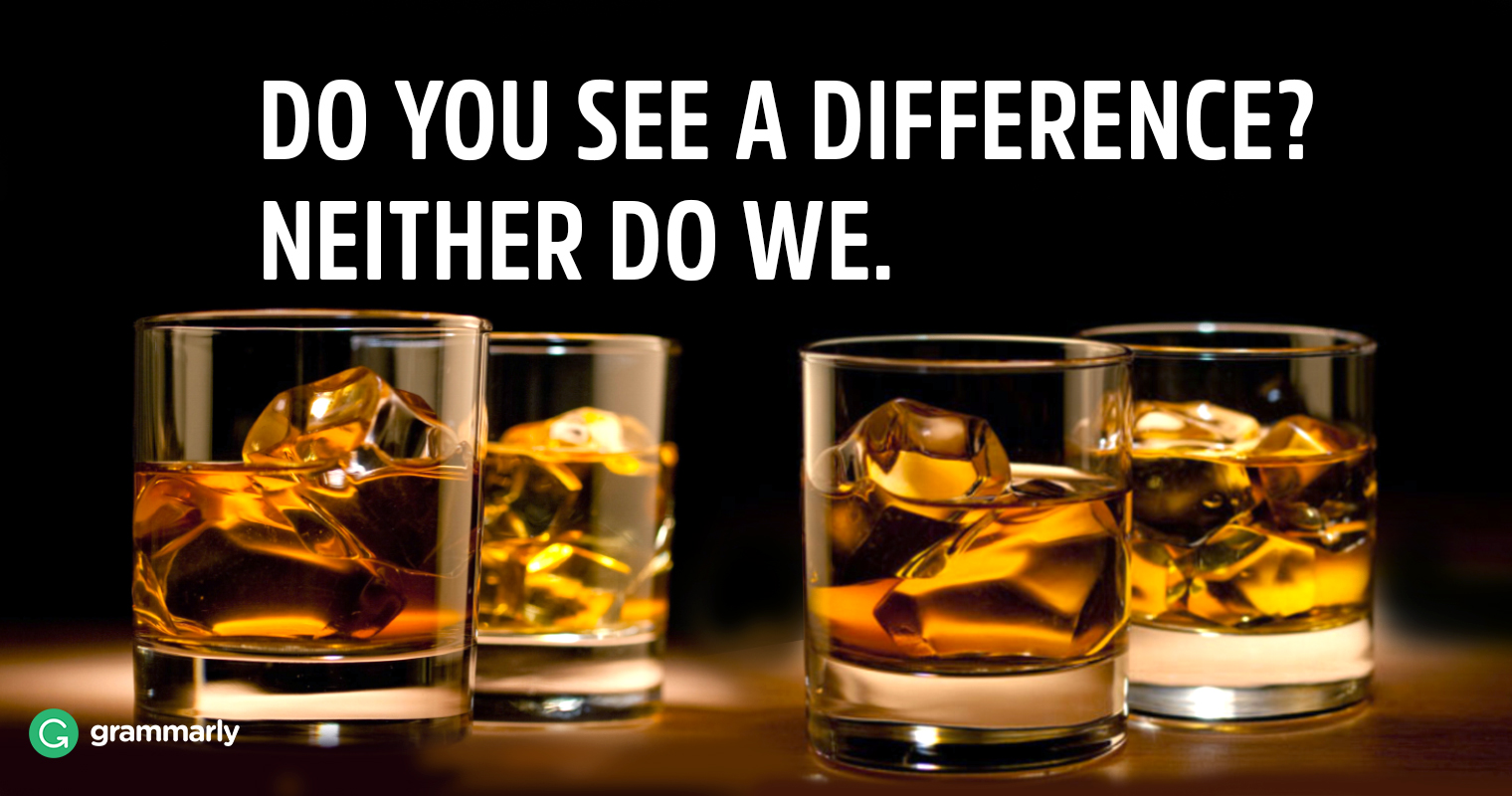 Whisky vs. Whiskey: What's the Difference?