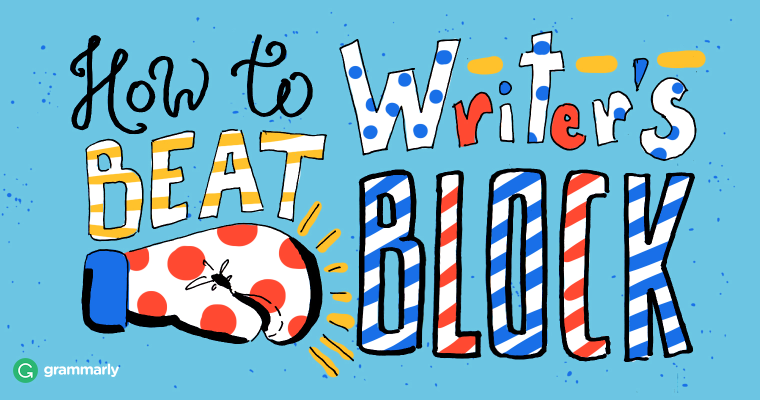 How to Beat Writer's Block image
