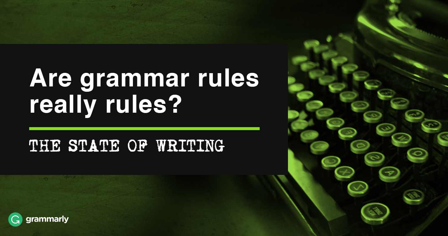 Which grammar rules are dying