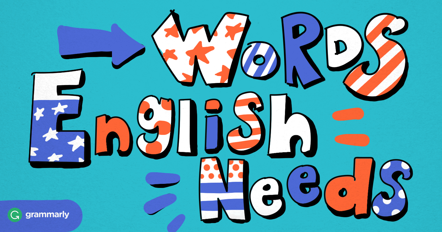 10 (More) Words That English Needs image