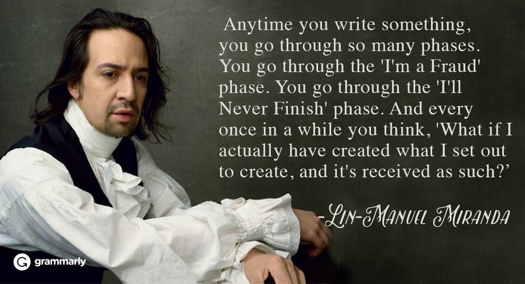 How Lin-Manuel Miranda Gets Things Done