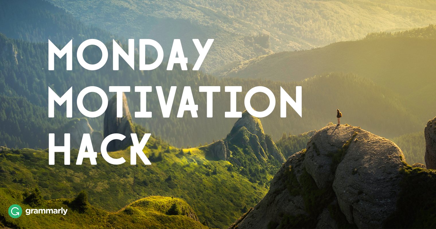 Monday Motivation Hack: Tame Your To-Do List