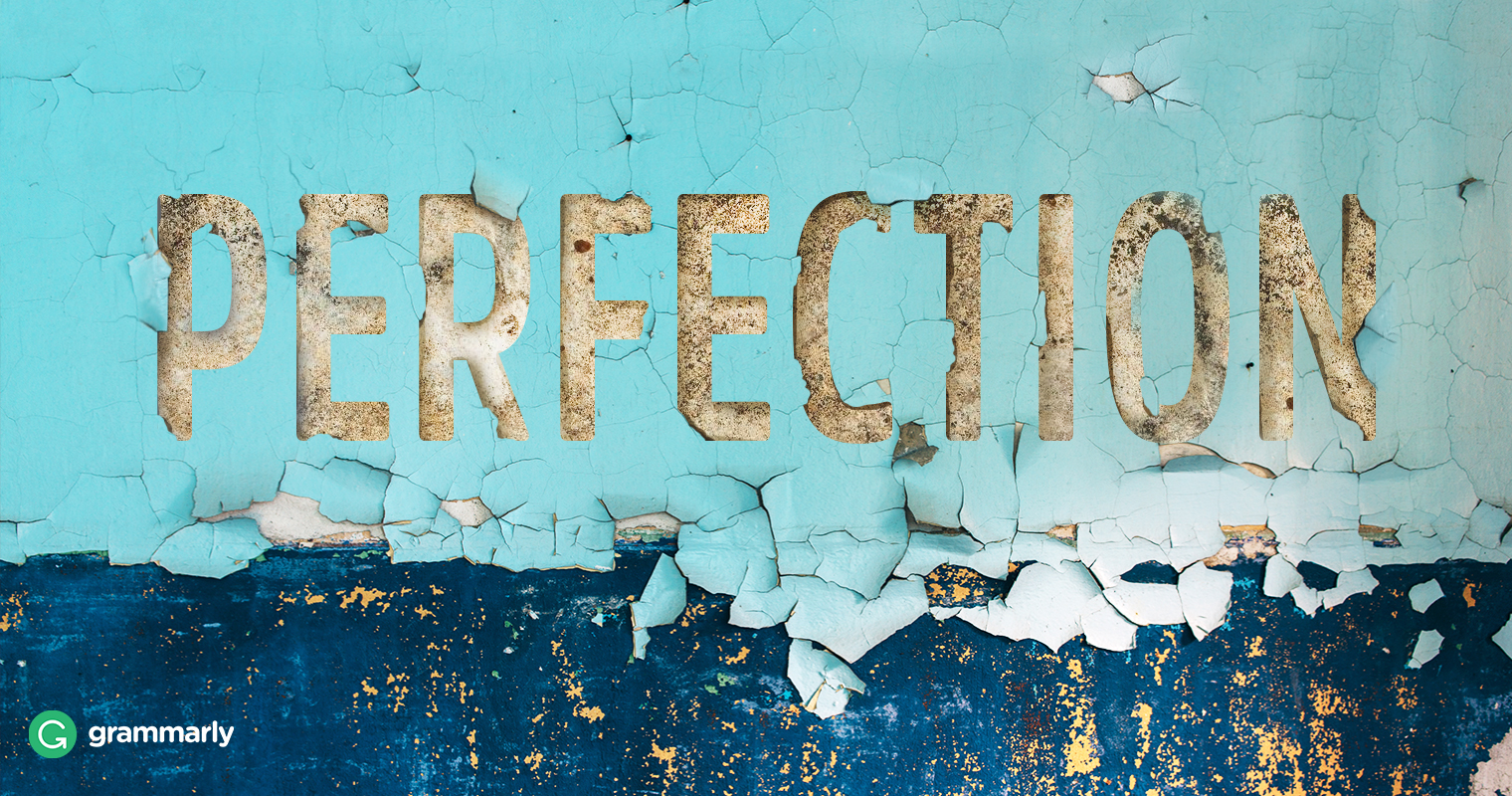 Is Being a Perfectionist Really a Good Thing? image
