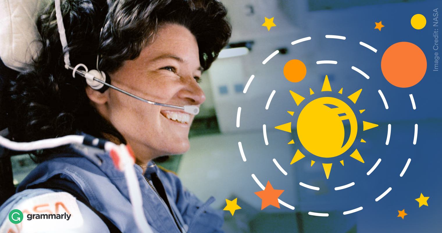 How Sally Ride Launched Her Career as the First American Woman in Space image