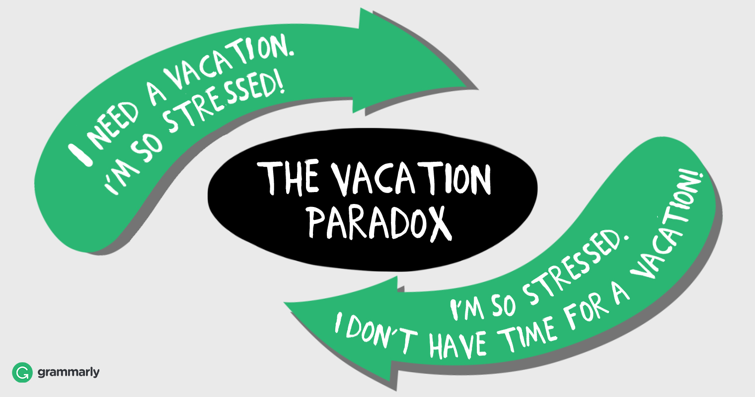 Why You Should Take a Vacation, Even If You're Busy image