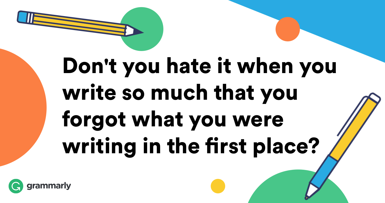Be Specific! How to Get to the Point in Everything You Write