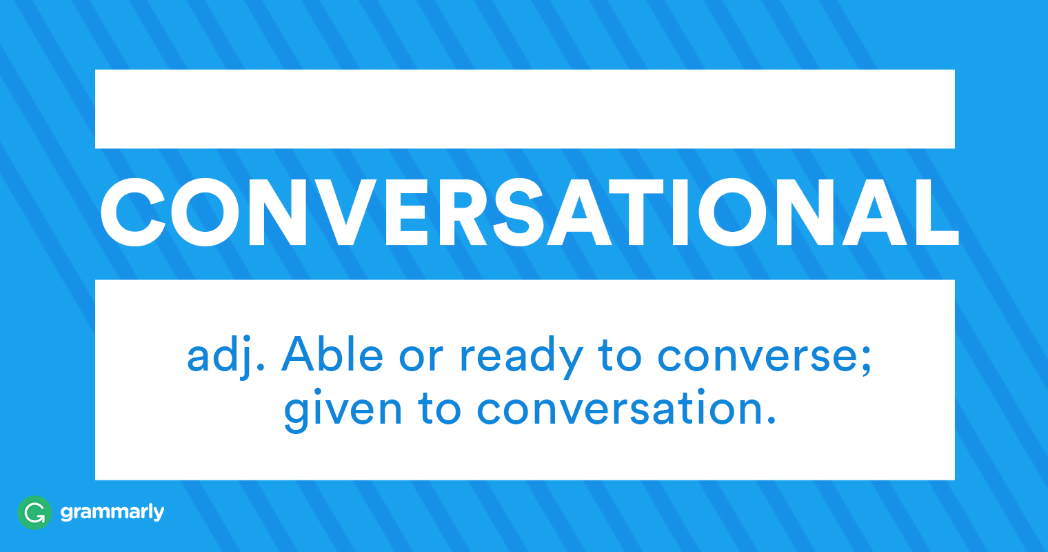 14 Conversational Skills You Can Easily Learn