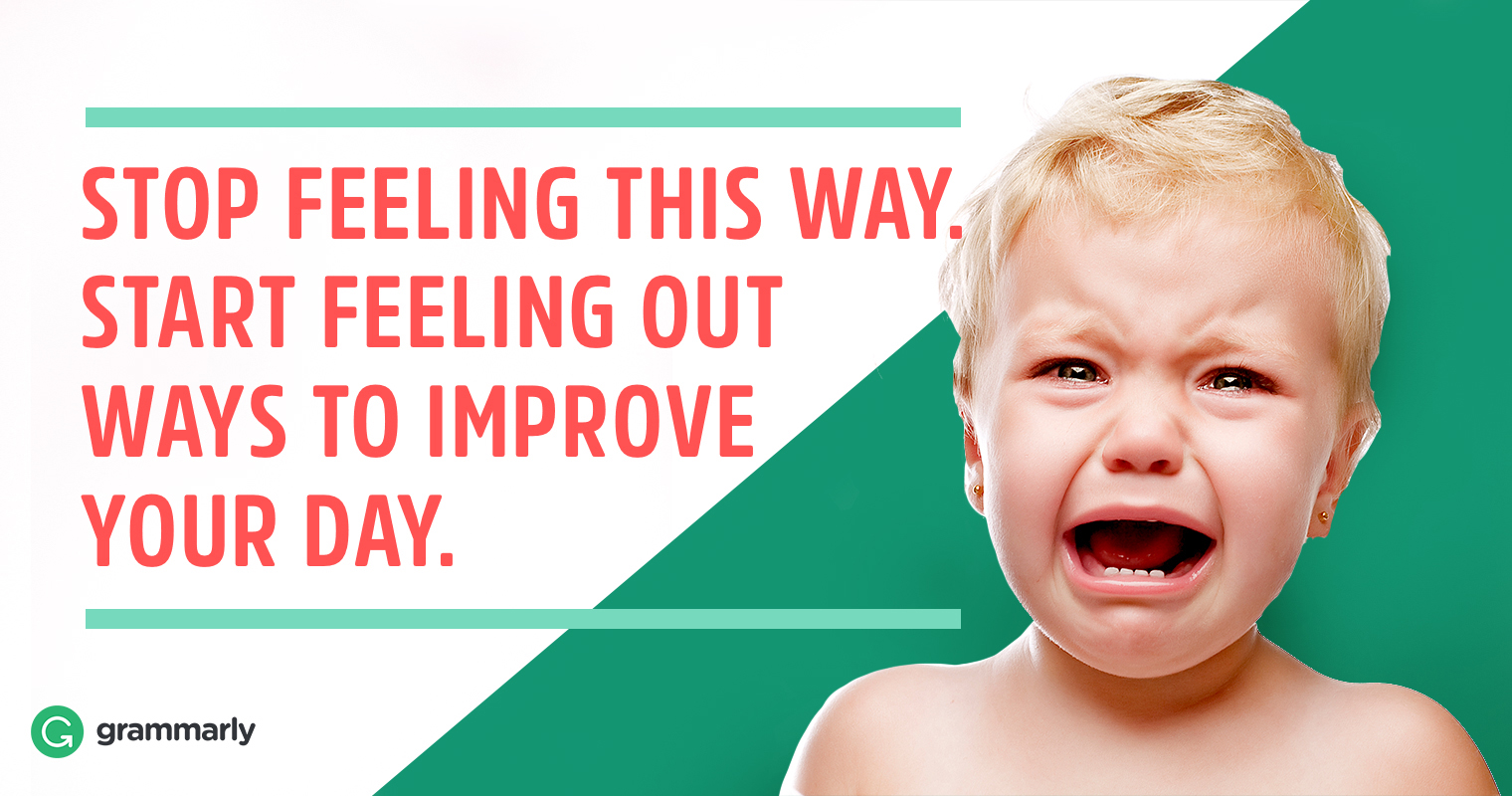 5 Ways to Stop Having a Bad Day image
