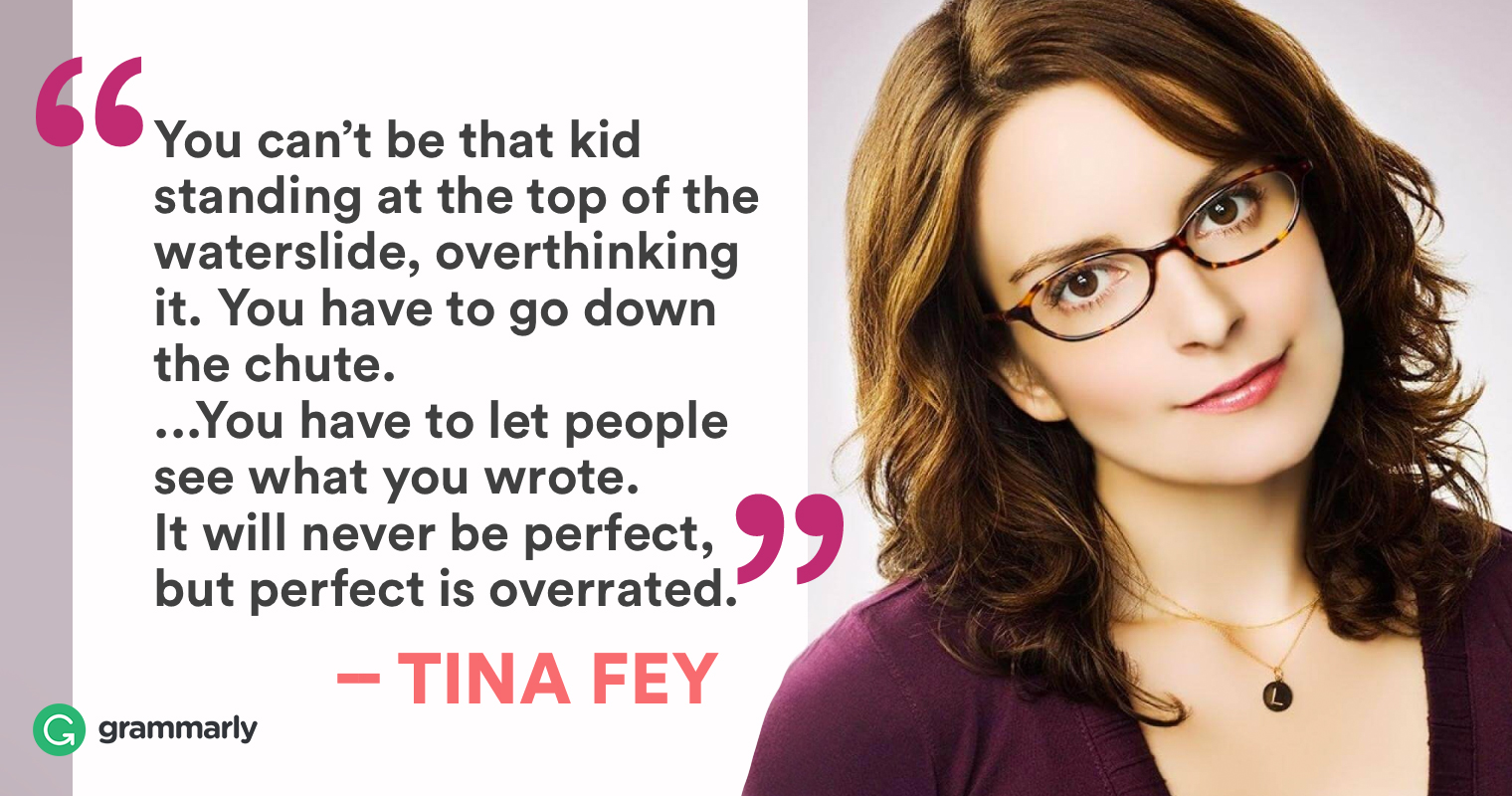 How Tina Fey Gets Things Done image