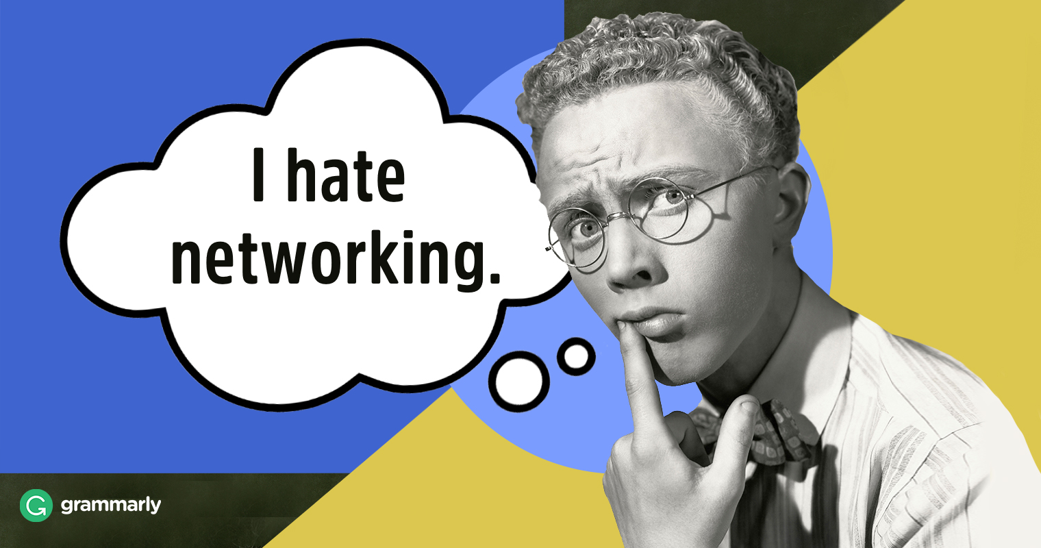 10 Networking Tips for People Who Hate Networking image