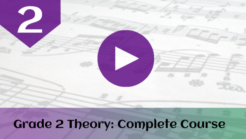 ABRSM Grade 2 Video Course and PDF