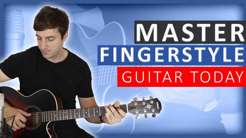 complete beginner 39 s guide to fingerstyle guitar six string fingerpicking. Black Bedroom Furniture Sets. Home Design Ideas