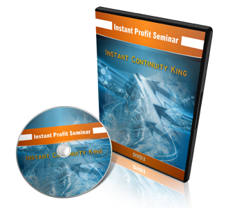 ckmid InstantProfit: Continuity King by Dean Holland wso