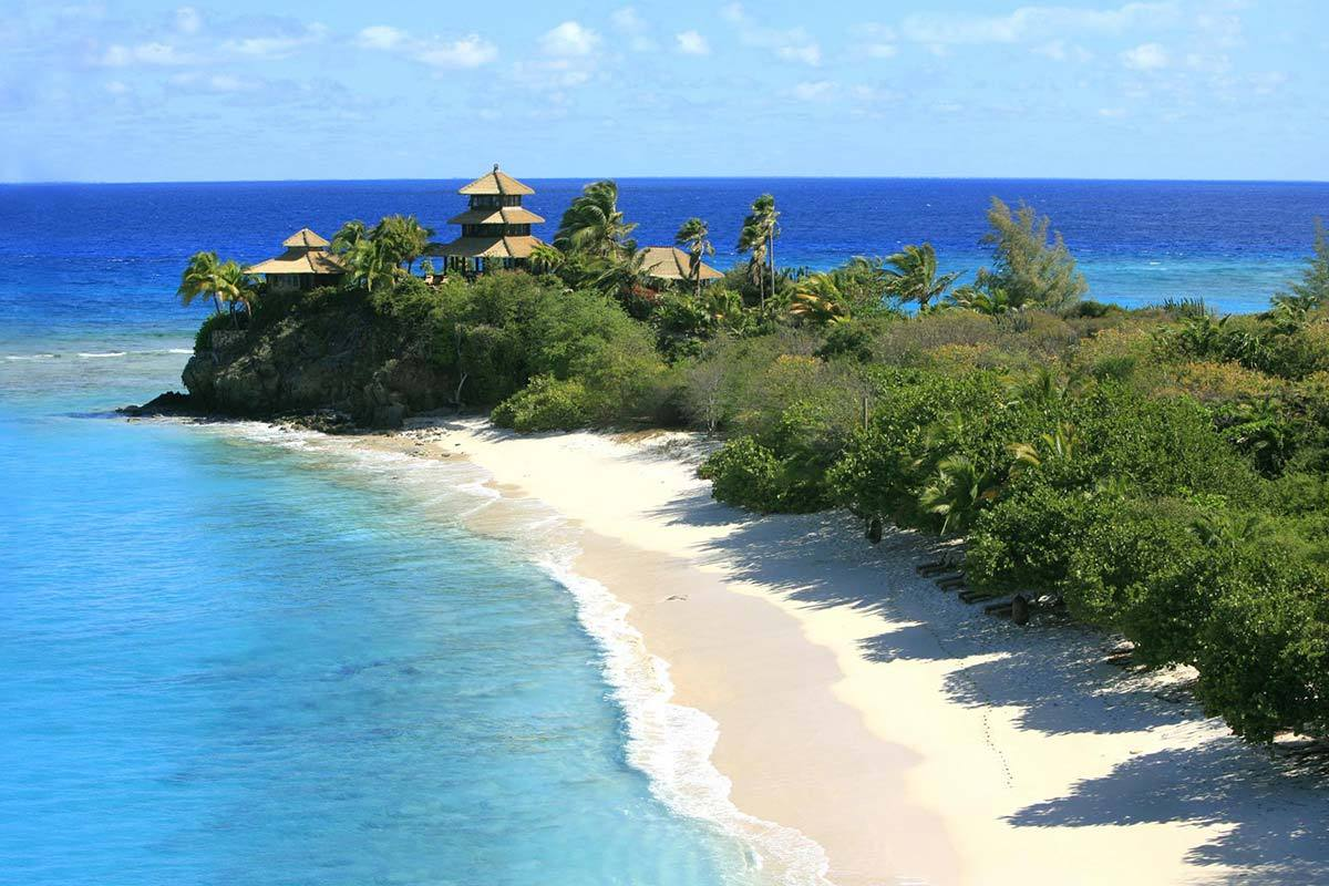 5 Insanely Expensive Private Island Homes