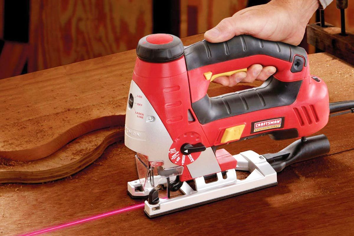 Craftsman 27245 28223 led laser jig saw review to replace it i went out and bought another sawthe craftsman 27245 led laser jig saw what a difference link leads to the comparable consumer version greentooth Image collections