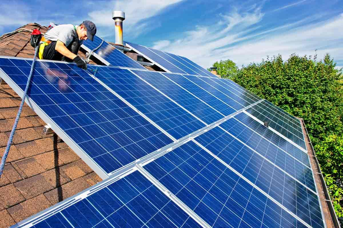 Feel Safe when switching to a Solar Electric System