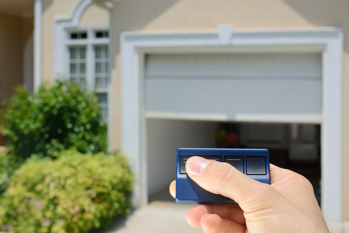 3 Best Types of Garage Door Openers