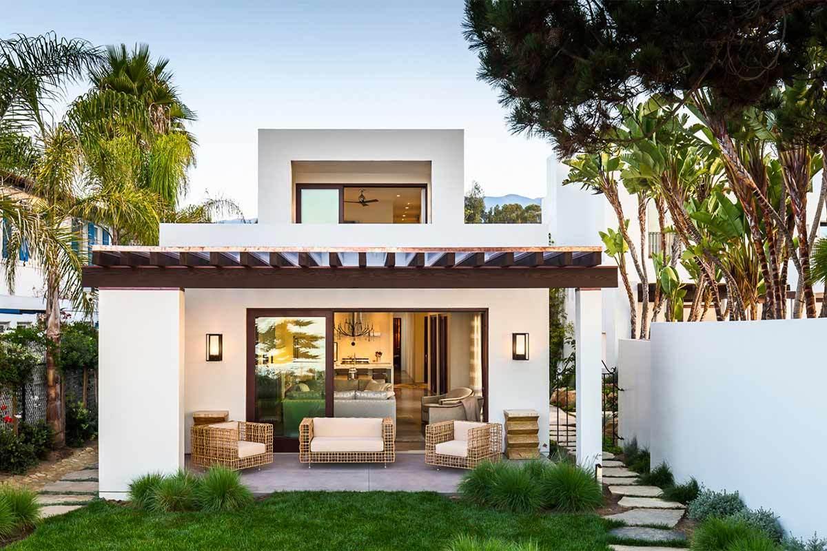 5 beautiful luxury homes in santa barbara california for Tiny house santa barbara
