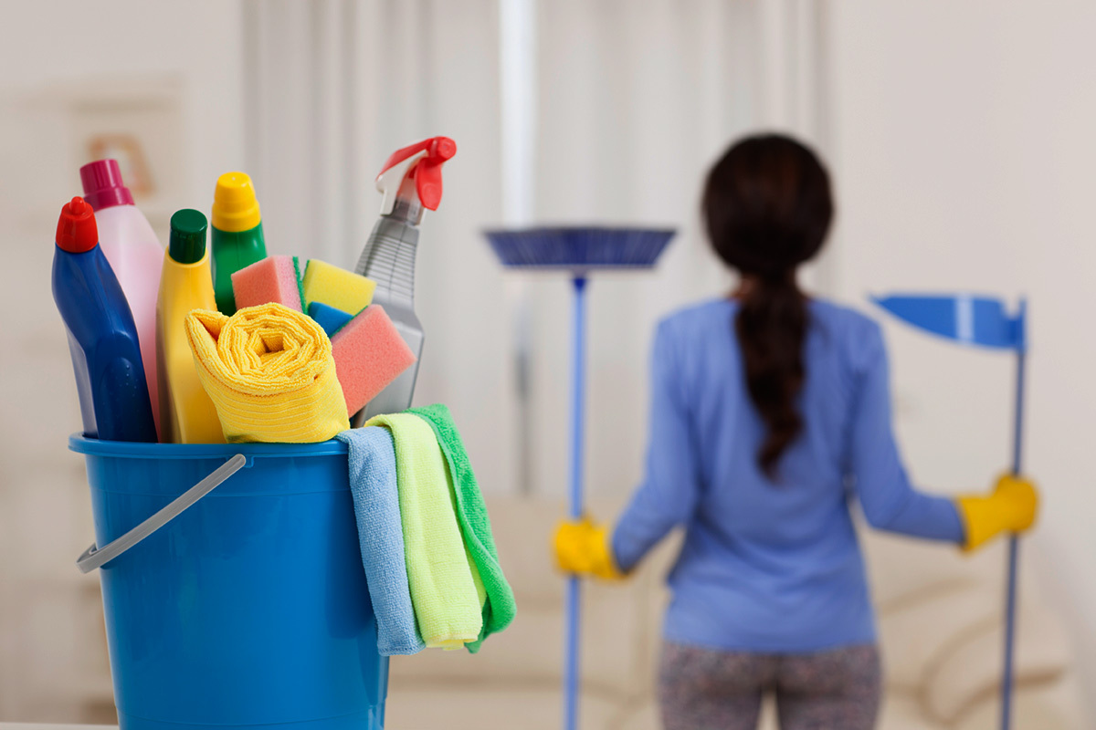 The 24 Minute House Cleaning Checklist