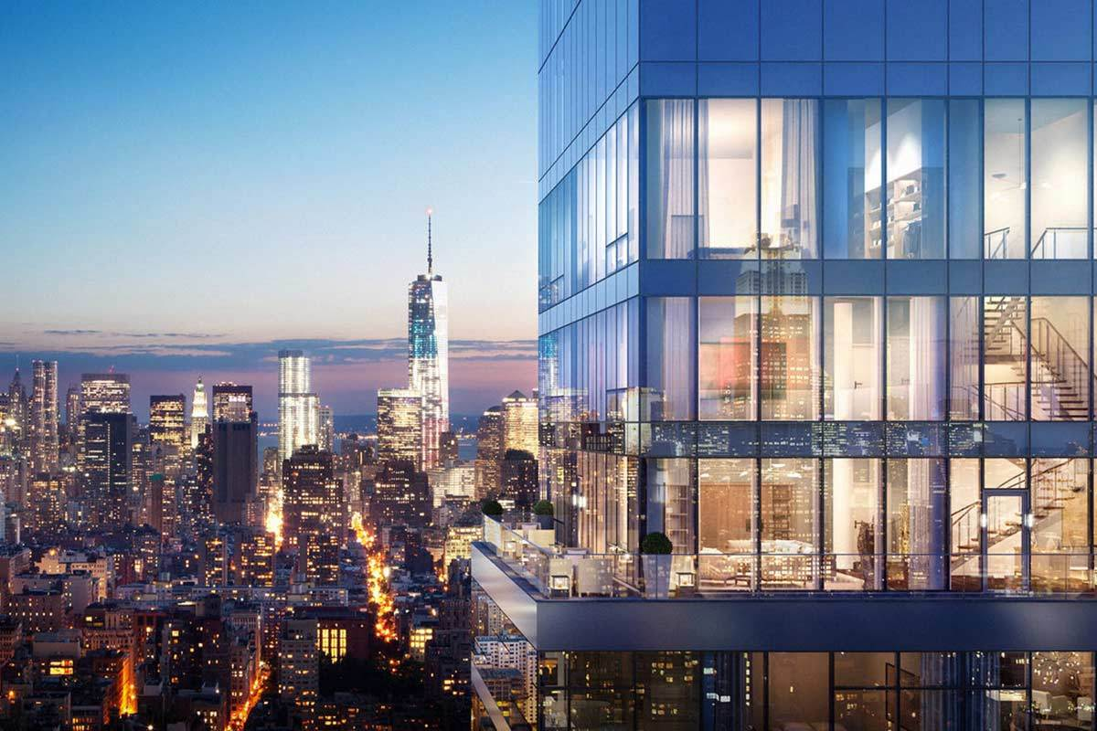 5 beautiful luxury apartments from around the world for Beautiful apartments in nyc