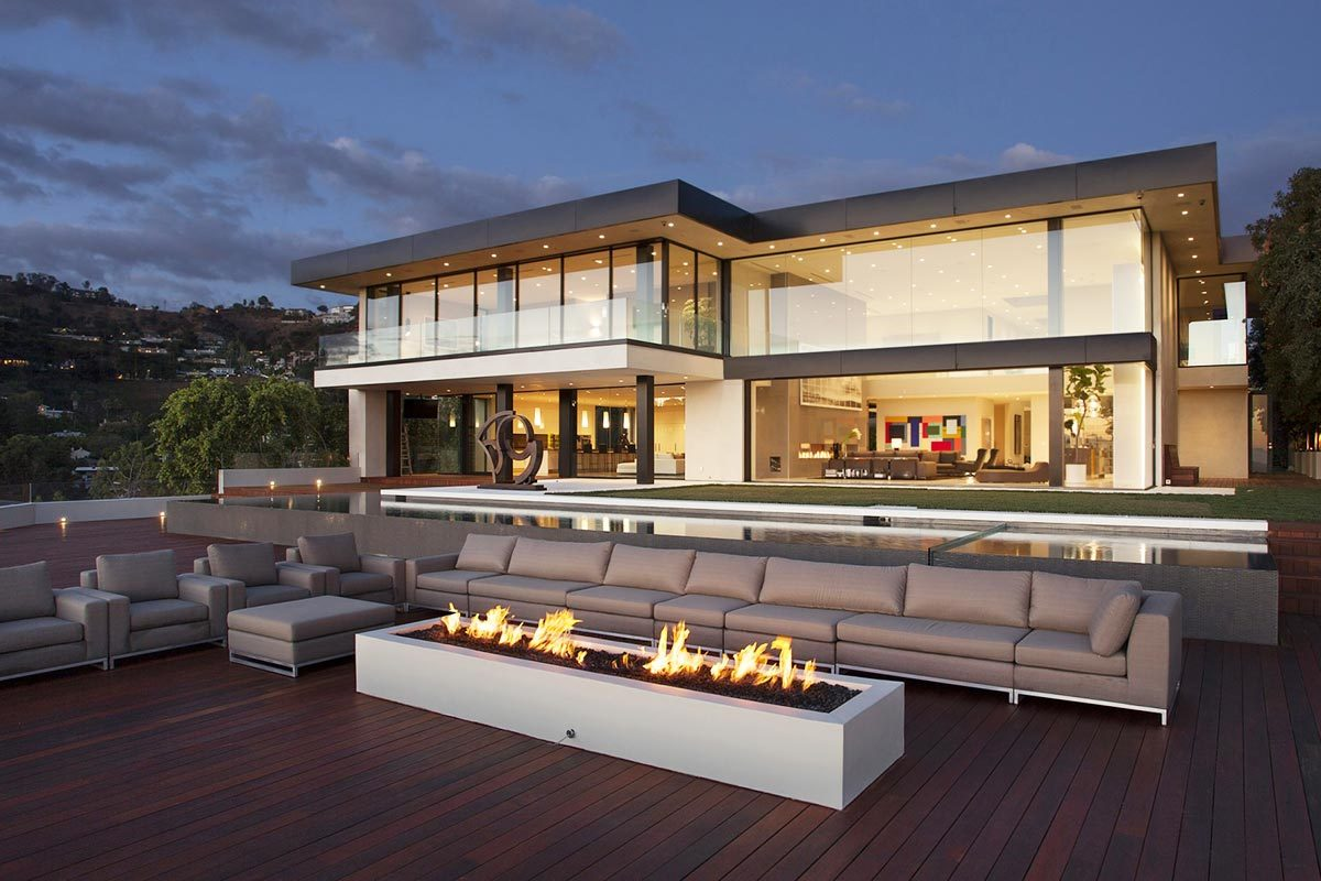 7 Beautiful Luxury Homes in Los Angeles, California
