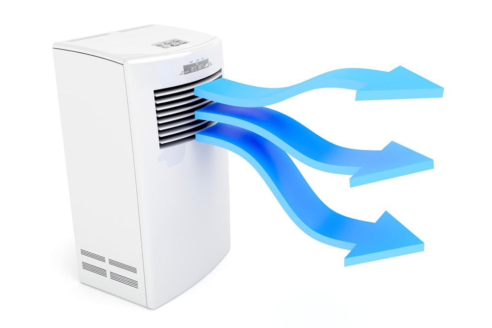 portable air conditioner vs window ac pros and cons. Black Bedroom Furniture Sets. Home Design Ideas