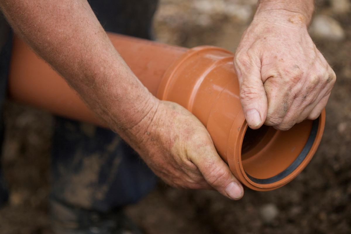The Repair And Installation Of Sewer Mains