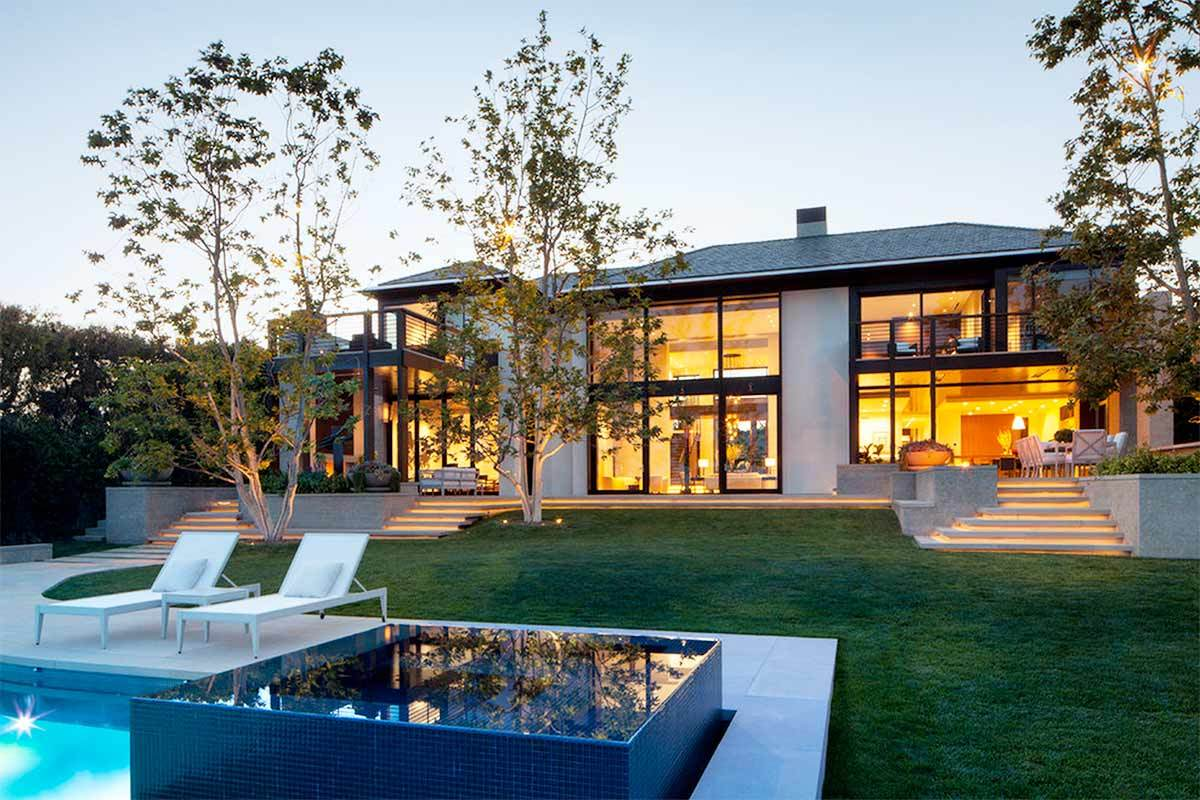 7 beautiful luxury homes in los angeles california for California los angeles houses