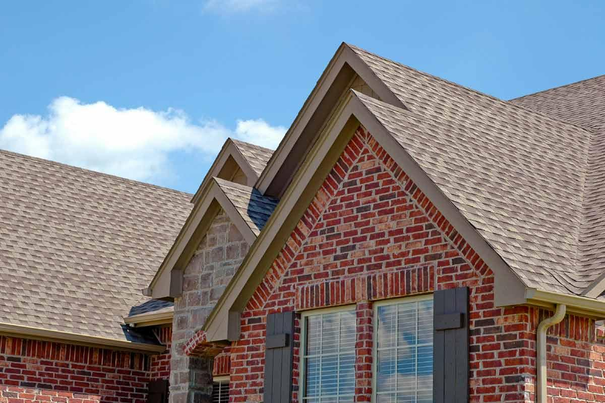 Wood or Composite Roofing