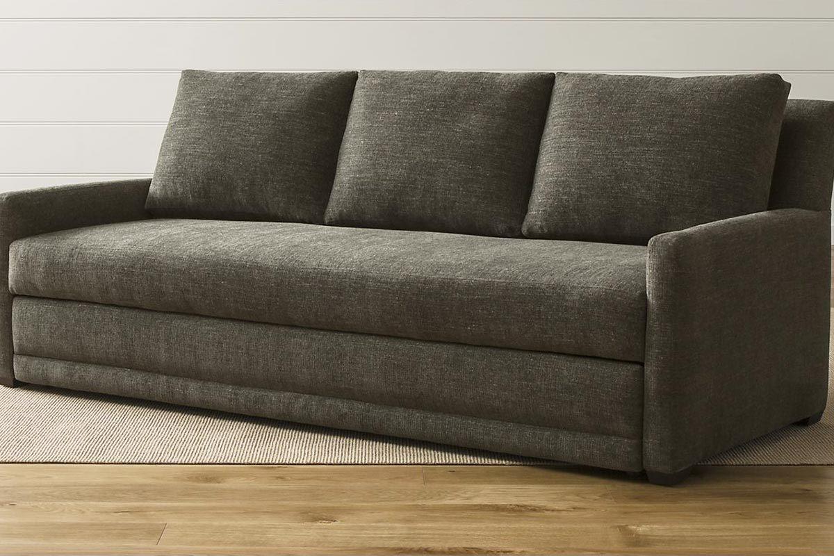 Merveilleux Reston Queen Sleeper Sofa From Crate U0026 Barrel