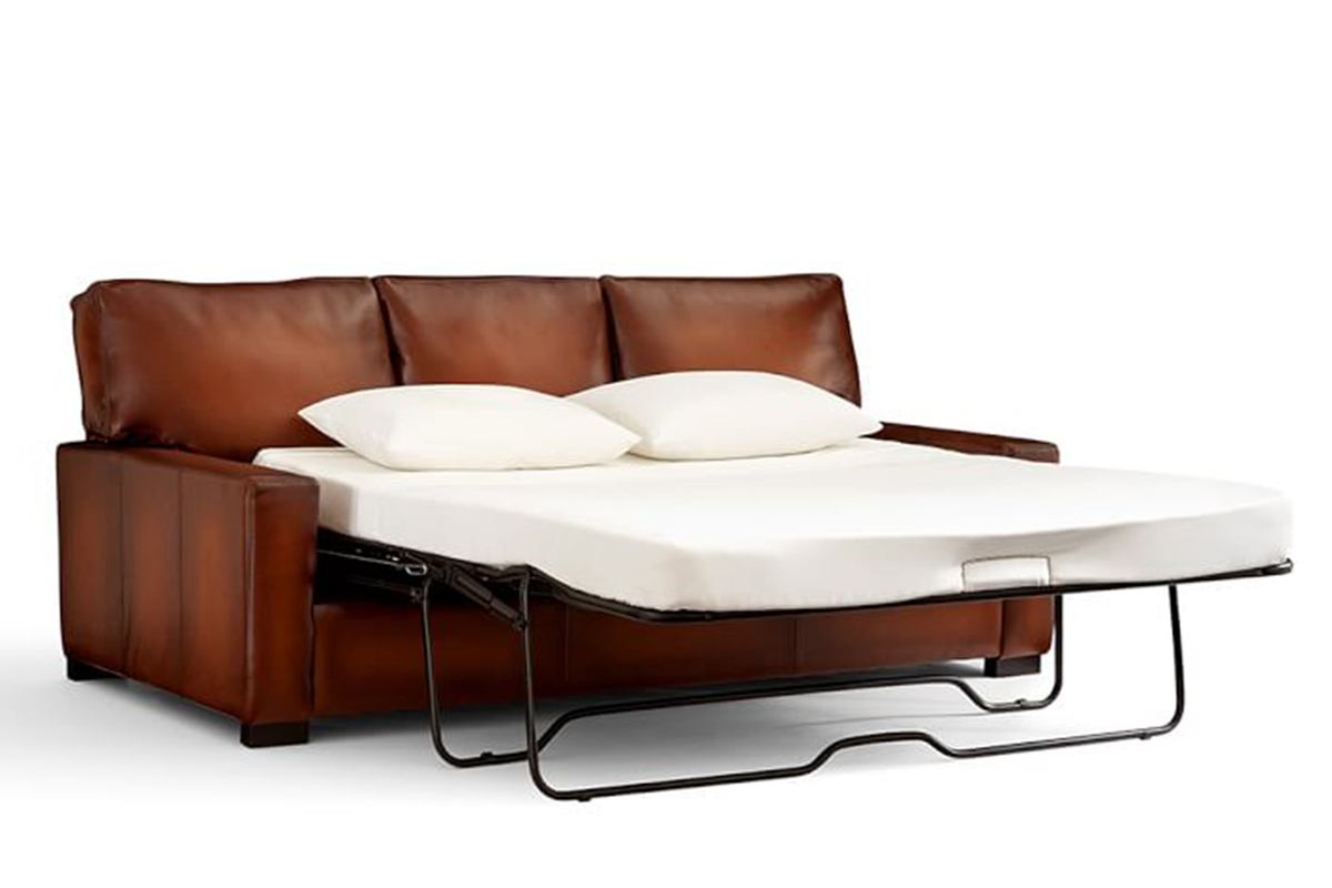 4 pull out sofa beds that stylishly save space for Sofa bed zuza