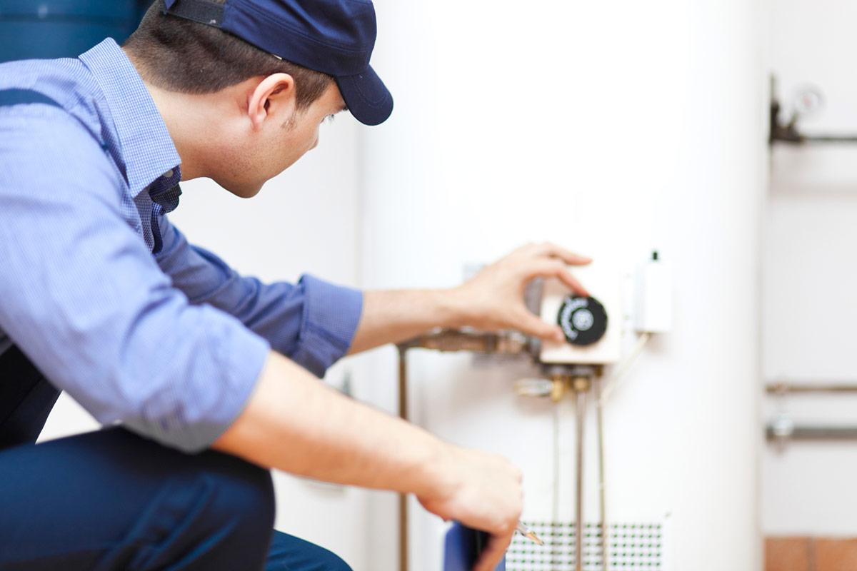 Installing Water Heaters