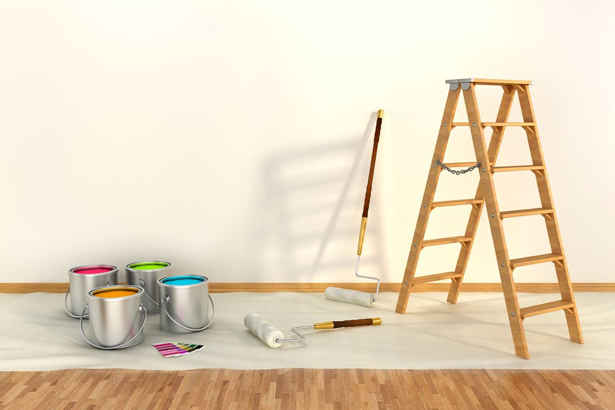Things to expect when you hire a painter