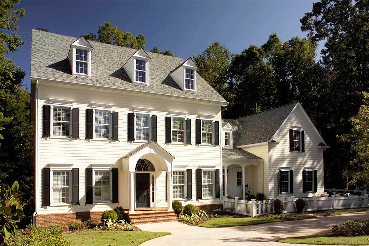 4 classic luxury homes in atlanta georgia for Classic luxury homes